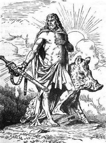 Знаменитые свиньи – персонажи фольклора