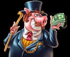 Свиньи разбогатели