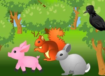 Весёлый Барни и его друзья