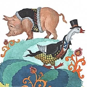 Почему гусь свинье не товарищ: разбираемся с историей фразы